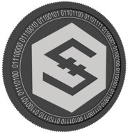 3D iost black coin