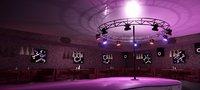 Nightclub - interior and props