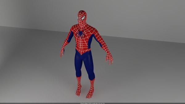 avengers movie 3D model