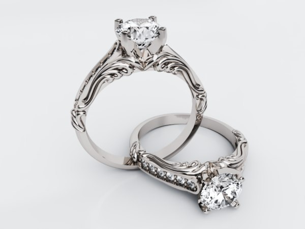 glorious ring 10 3D