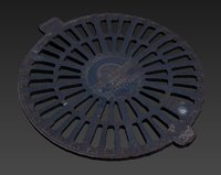 hatch trapdoor (  ) hatch cover manhole cover