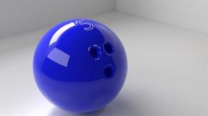 bowling ball 5 p model