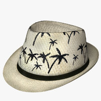 3D hat fashion apparel