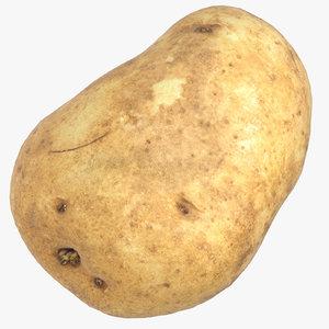 3D potato 03 ready games