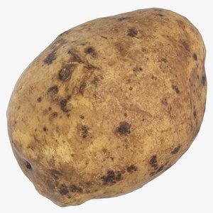 3D potato 04 ready games