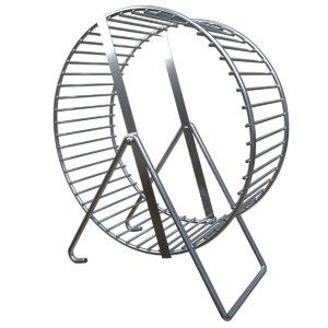 metal hamster wheel model