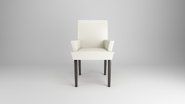 3D chair furniture seat