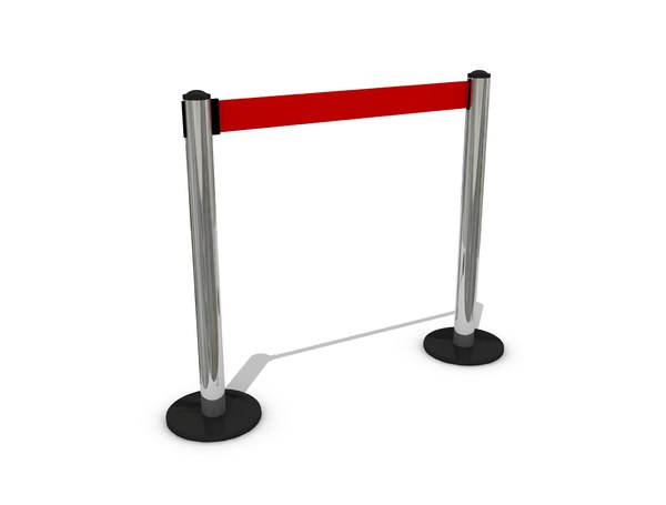 barrier mania stainless 3D