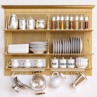 decor kitchenware model