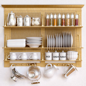 decor kitchenware model
