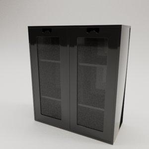 3D snow cabinet e thomas model