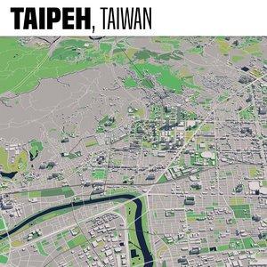 taipei taiwan china model