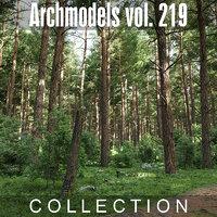 archmodels vol 219 3D model