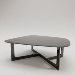 3D insula table coffee furniture