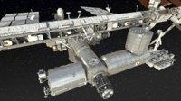 3D international space station 2019 model