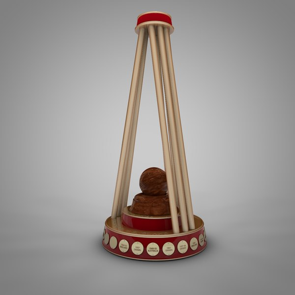 women s ashes trophy 3D