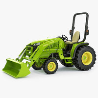 Tractor Utility with Loader