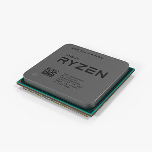 amd ryzen 9 cpu model