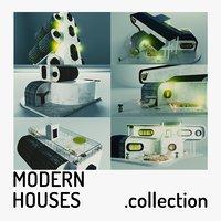 modern houses 0 3 model