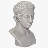 3D diadumenos bust