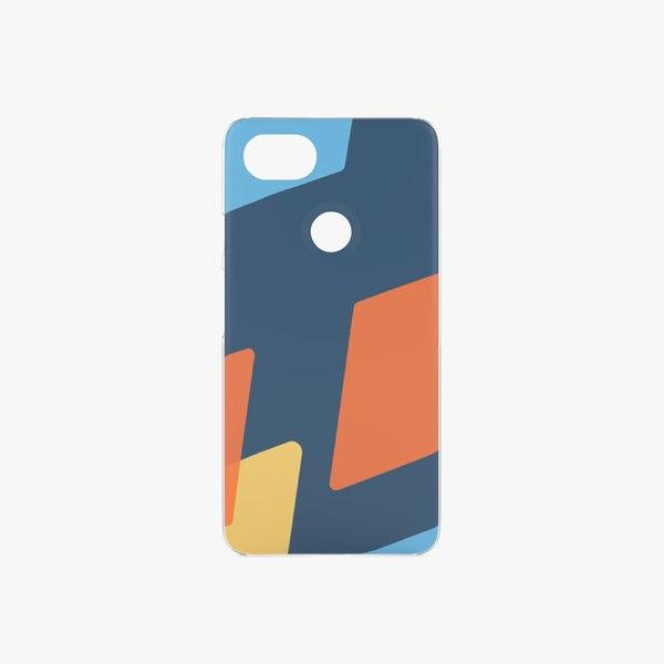 3D google pixel case