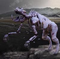 Zombie Boar Monster