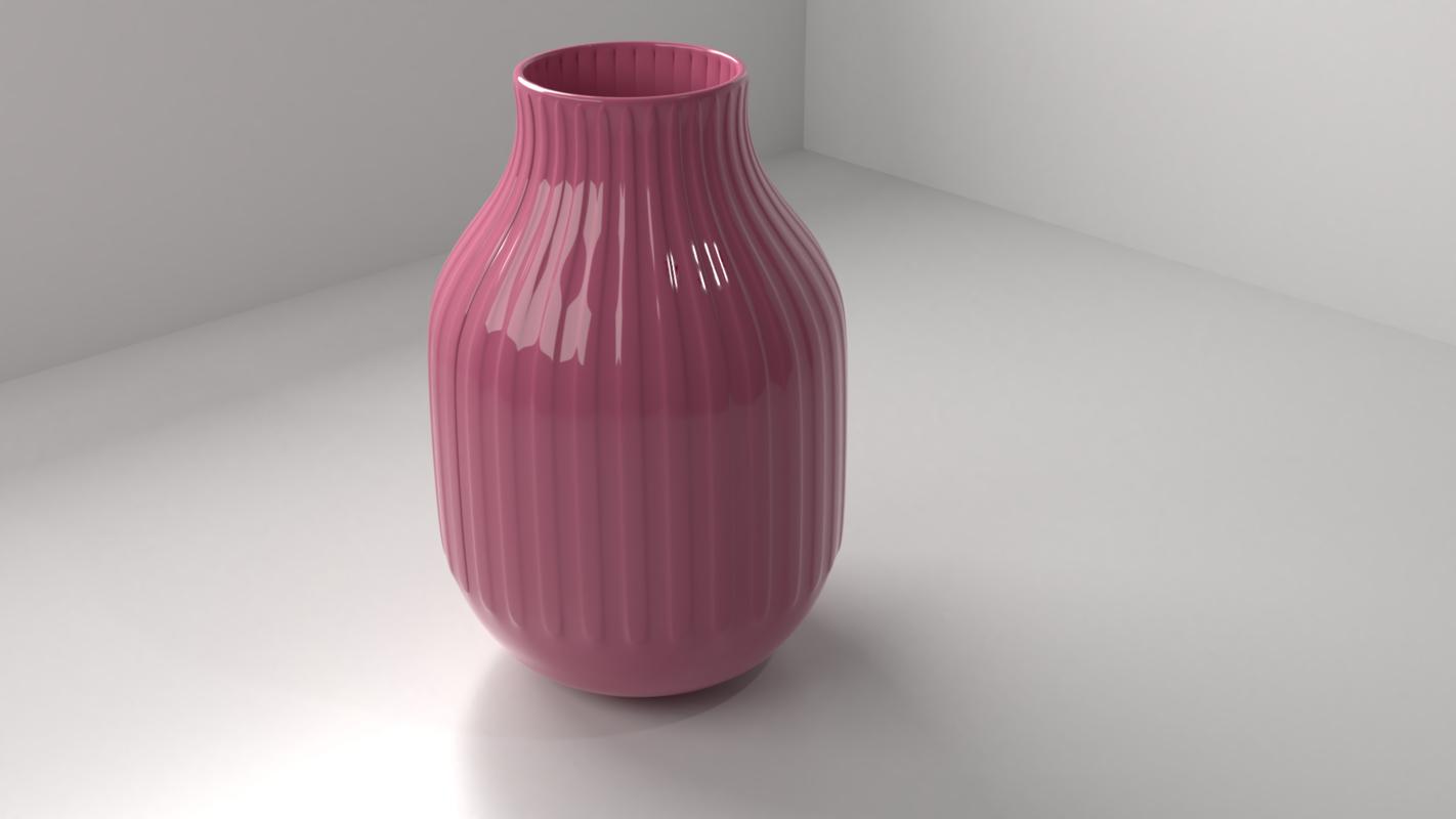vase 8 3D model