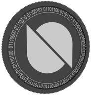 ontology black 3D model