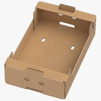 Cardboard Display Box 02 Game Ready