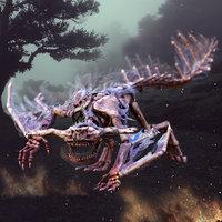 Undead Bone Monster
