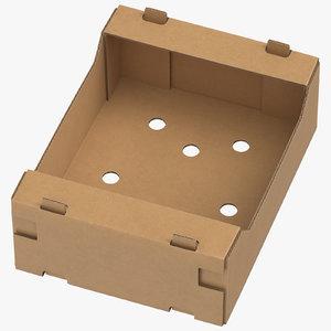3D cardboard display box 03