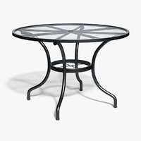 patio dining table 3D