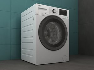 laundry machine 3D model