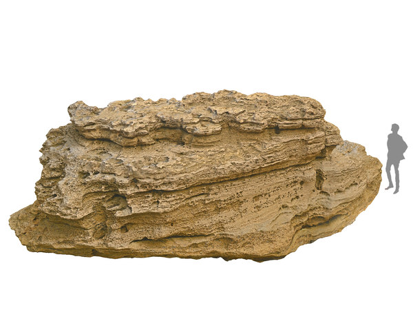 3D morocco sand rock 16k