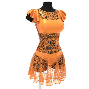 3D dress latino model