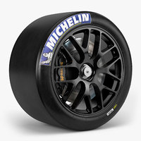 Michelin C7R Combo