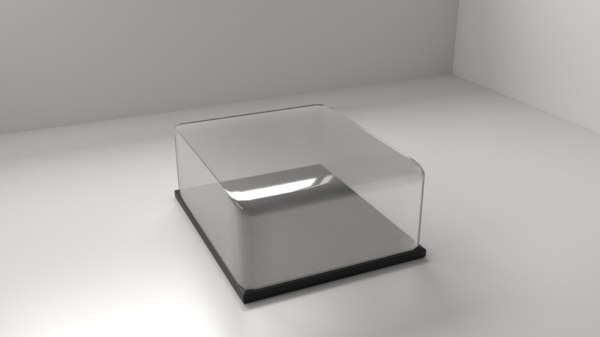 3D acrylic case 2 model