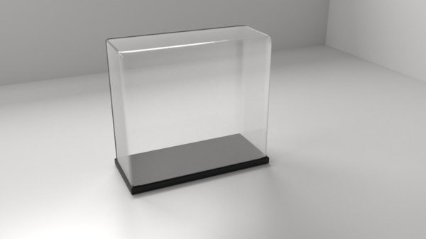 3D acrylic case 3