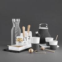teapot evasolo cup 3D model