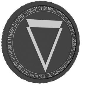 3D verge black coin