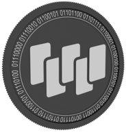 black coin 3D