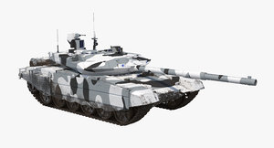 t-90 ms winter dirt 3D