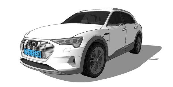 3D sketchup korea model