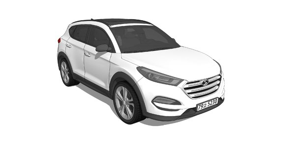 hyundai tucson model