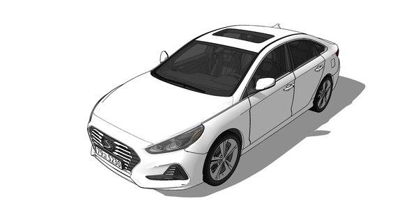 sketchup korea 3D model