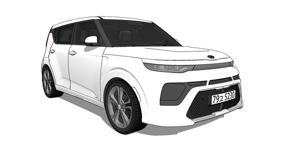 3D sketchup korea