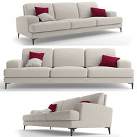 sofa furniture misuraemme 3D model