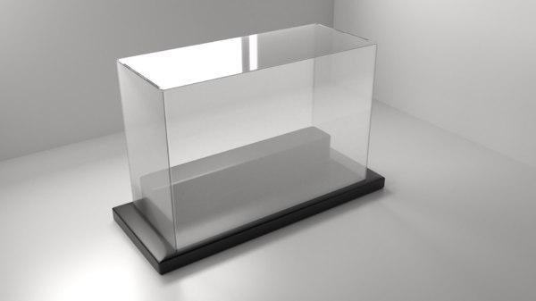 3D model acrylic case 6