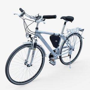 ktm city bicycle 3D model