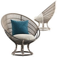 sika design chair 3D